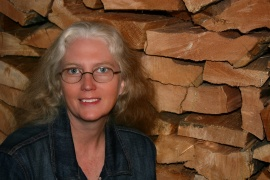 Promotional Photograph of Chelly Wood YA Author