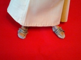 #Jesus, Mary, and #Joseph Shoes #Craft Tutorial for Ken Dolls or GIJoe