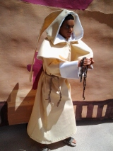 #SewingTutorial for Making Ken Doll a #Monk#Costume