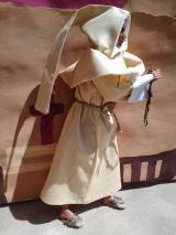 Friar Lawrence's #Medieval Hood#SewingPattern