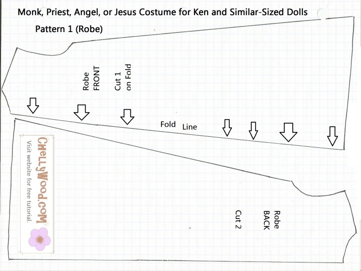 Monk_Priest_Angel_Jesus_Costume_Pattern_for_Ken_Doll1