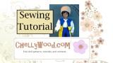 #Sew a Hat for #Barbie, #Momokodoll, or Hasbro World of LoveDolls