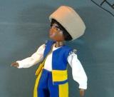 Tutorial for #Sewing a Renaissance Doublet (Vest) for #Miniature#Dolls