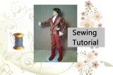 #Sew Some #Crafty Pants for Ken or #BarbieDolls