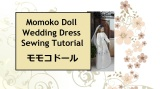 Free dress pattern fits #BlytheDoll #PullipDoll and #Momoko @ ChellyWood.com