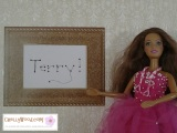 We Have a #Winner! One of Our Commenters Won the #Barbie #QuinceañeraDress!