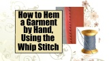 #Embroidery and #Sewing Tips: the Whip #Stitch and MORE! (@ ChellyWood.com)
