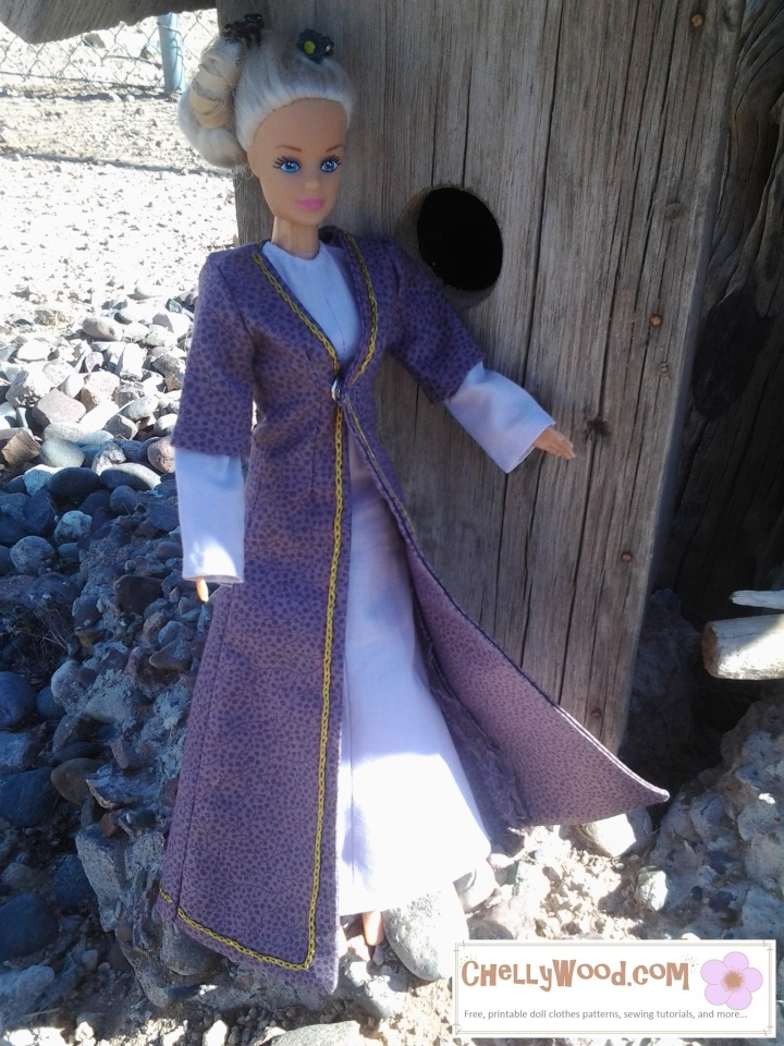 Image of fashion doll in traditional Lebanese doll clothing  resembling the clothes worn by the Biblical characters of Esther, Ruth, Sarai, Naomi, Hagar, Noah's wife, Mary Magdalene, the virgin Mary, Rebecca, etc.
