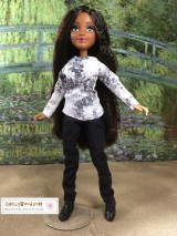 Free sewing patterns fit #LivDolls and #ProjectMc2 #dolls