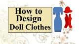 How to design your own#DollClothes