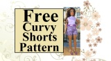 Free #DollClothes patterns and tutorials @ ChellyWood.com #dolls#barbieDoll
