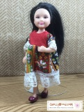 Click here to find all the patterns and tutorials you'll need to make this project: https://chellywood.com/2016/08/25/diy-miniature-dolls-dress-w-free-pattern-chellywood-com/