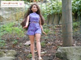#CurvyBarbie™ #SewingPattern is free @ ChellyWood.com #dolls