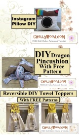 #ChristmasGiftIdeas for #DIY projects w/ free tutorials @ ChellyWood.com