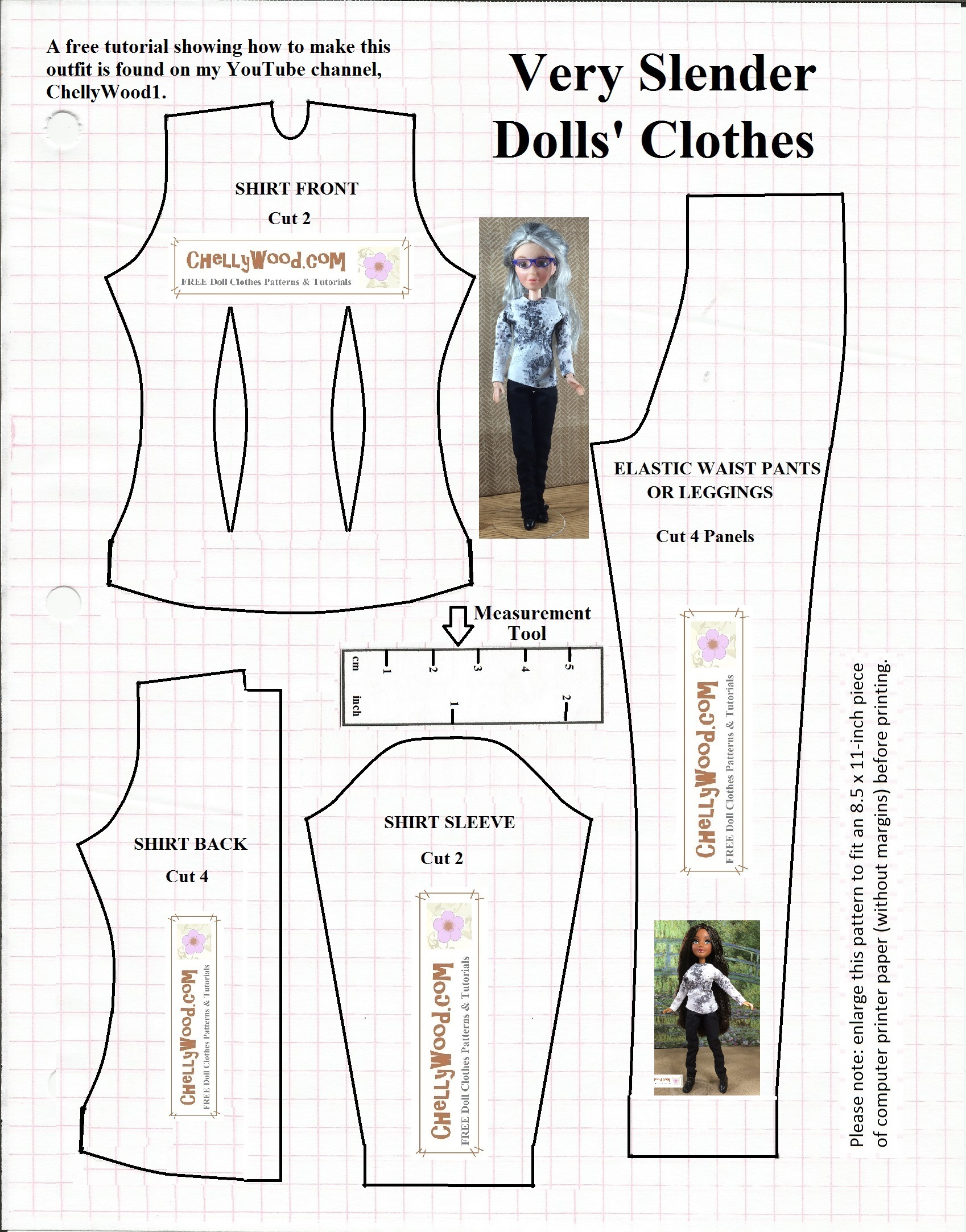 Daily patterns chelly wood free printable sewing patterns for project mc2 dolls and liv dollsmfogelsongplease visit chellywood for jeuxipadfo Gallery