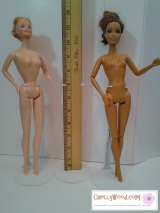 Do #Vintage Barbie #Patterns Fit New #Barbies?