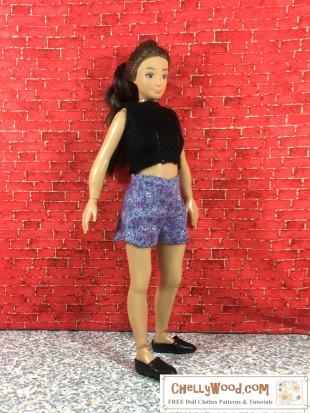 Click here for free printable sewing patterns and links to tutorials to make this outfit: http://wp.me/p1LmCj-Fl5 .