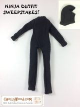 Last day to win a #Ninja costume for #Barbie #Dolls @ ChellyWood.com