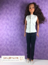 17″ fashion #Dolls' clothes patterns are #FREE to print and #sew @ ChellyWood.com