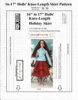 FREE printable #Dolls clothes #sewing #patterns @ ChellyWood.com