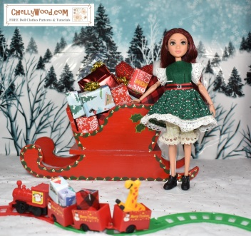 Click here to access all the patterns and tutorials you'll need to make this outfit: https://chellywood.com/2017/12/21/free-skipper-dolls-clothes-patterns-chellywood-com/