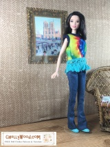 Update: #TallBarbie #Patterns and #Tutorial