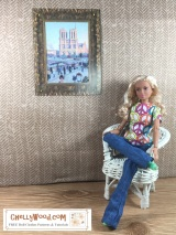 FREE Printable #Sewing Patterns for #TallBarbie#Dolls