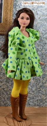 FREE #Renaissance pattern for #dolls @ChellyWood.com
