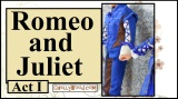 #Shakespeare's Romeo and Juliet with #Dolls @ChellyWood.com