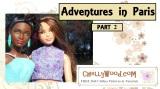 #Paris #Barbie exhibit featured in my #dolls video onYoutube