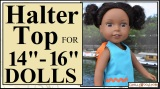 FREE #Doll Clothes #Patterns for 14″ and 16″ #dolls @ ChellyWood.com