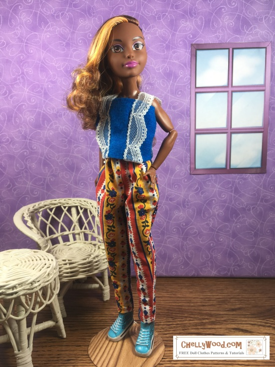 Barbie Curvybarbie And Vintage Tammy Dolls Clothes