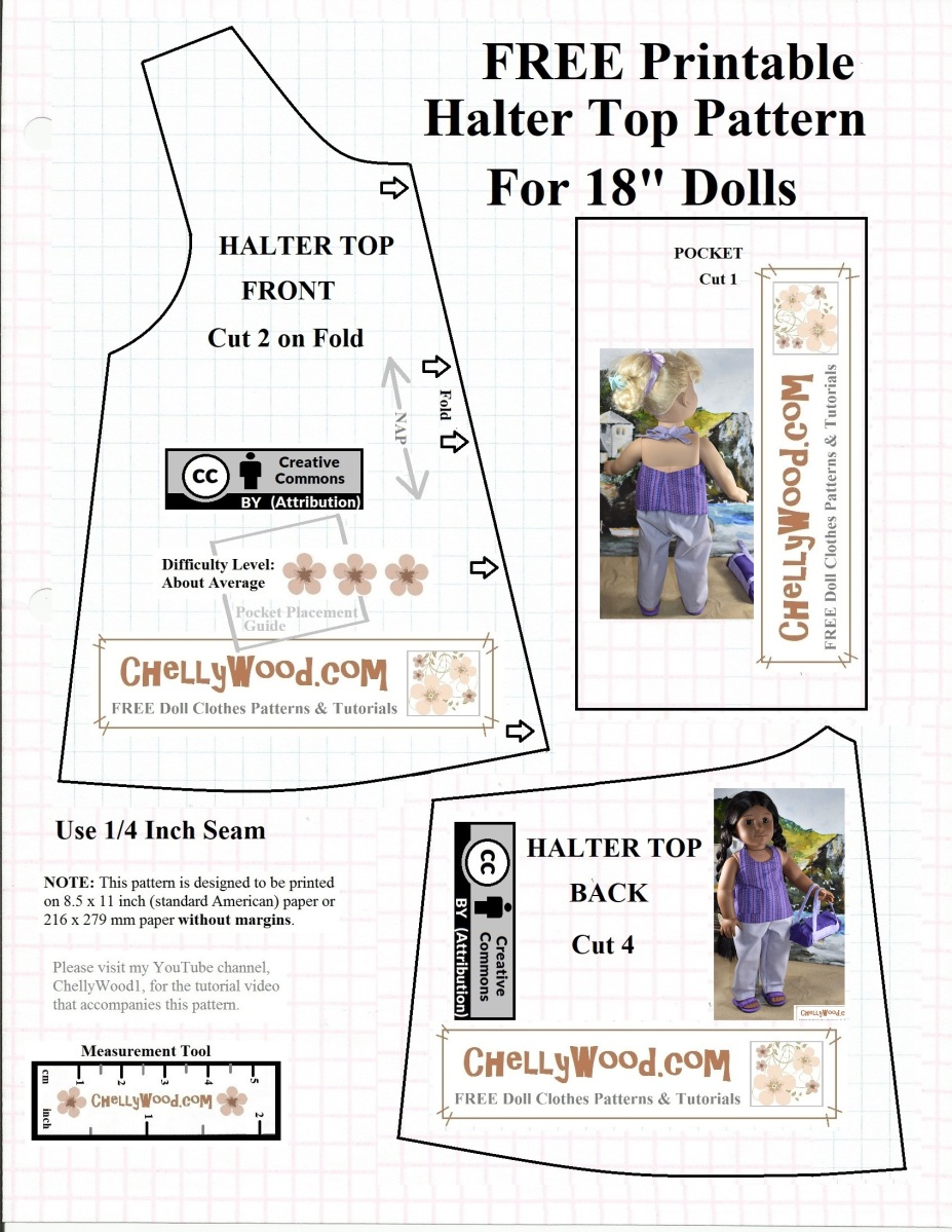 Tactueux image pertaining to free printable doll clothes patterns