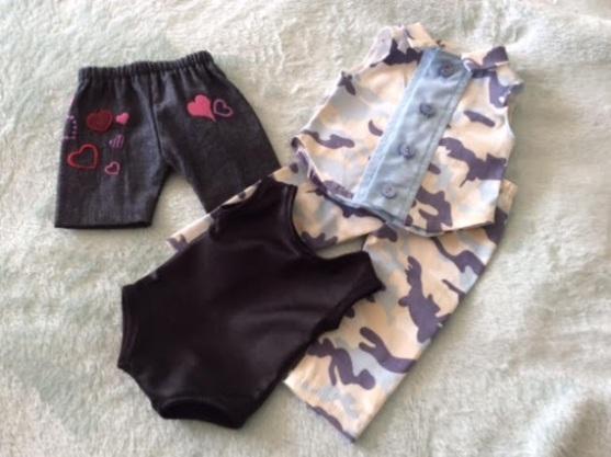 Sara E's summer wear