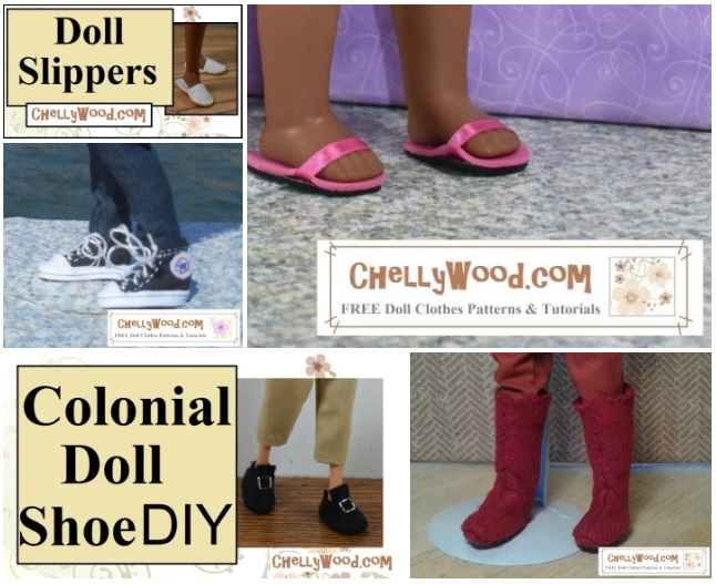 photograph relating to 18 Inch Doll Shoe Patterns Free Printable named 12-inch doll outfits routines Absolutely free Doll Apparel Types